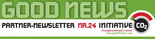 Initiative CO2 - GOOD NEWS